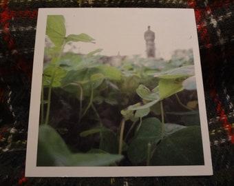 Photo Print: Silent Figure
