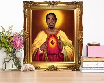 Andre 3000 Jesus Christ Artwork