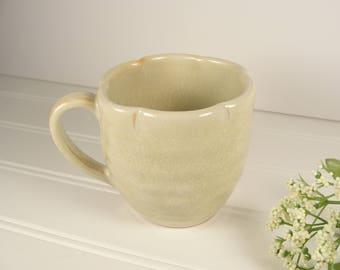 Ceramic Cup, Coffee Cup Pottery,  Handmade Tea cup, Cappuccino cup, Cappuccino mug, Handmade Pottery Mug, Coffee Mug,