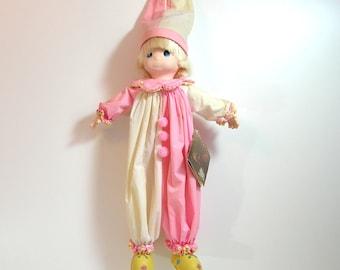 Precious Monents Pajama Bag Doll