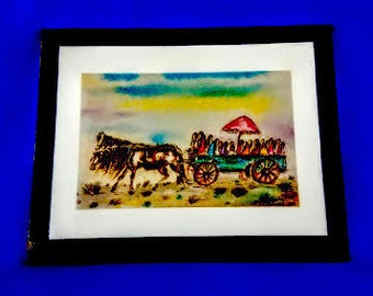 Indians to the Fair by Ted DeGrazia