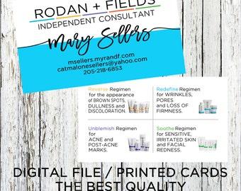 Rodan and fields business card rodan fields business cards rodan fields business card rodan and fields business card flashek Images