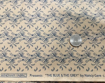 "Windham Fabrics ""THE BLUE & the GREY"""