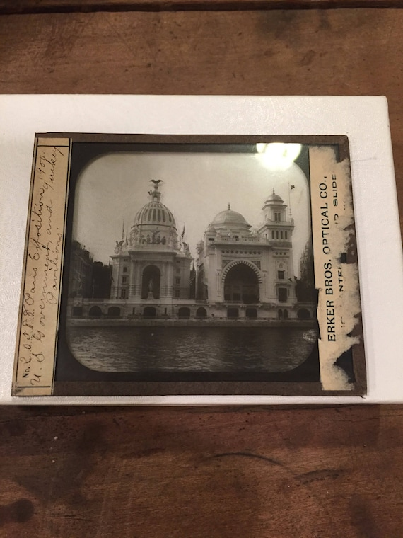 FREE SHIPPING -Paris Exposition-1900