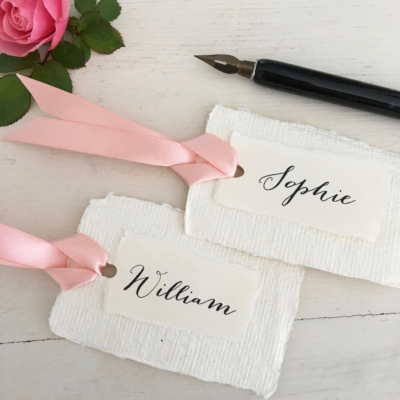 Place Tags Name Tags Wedding Place Tags Wedding Place