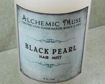 Black Pearl - Hair Mist - Detangler & Styling Primer - Limited Edition