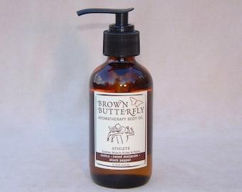 Athlete Aromatherapy Body Oil
