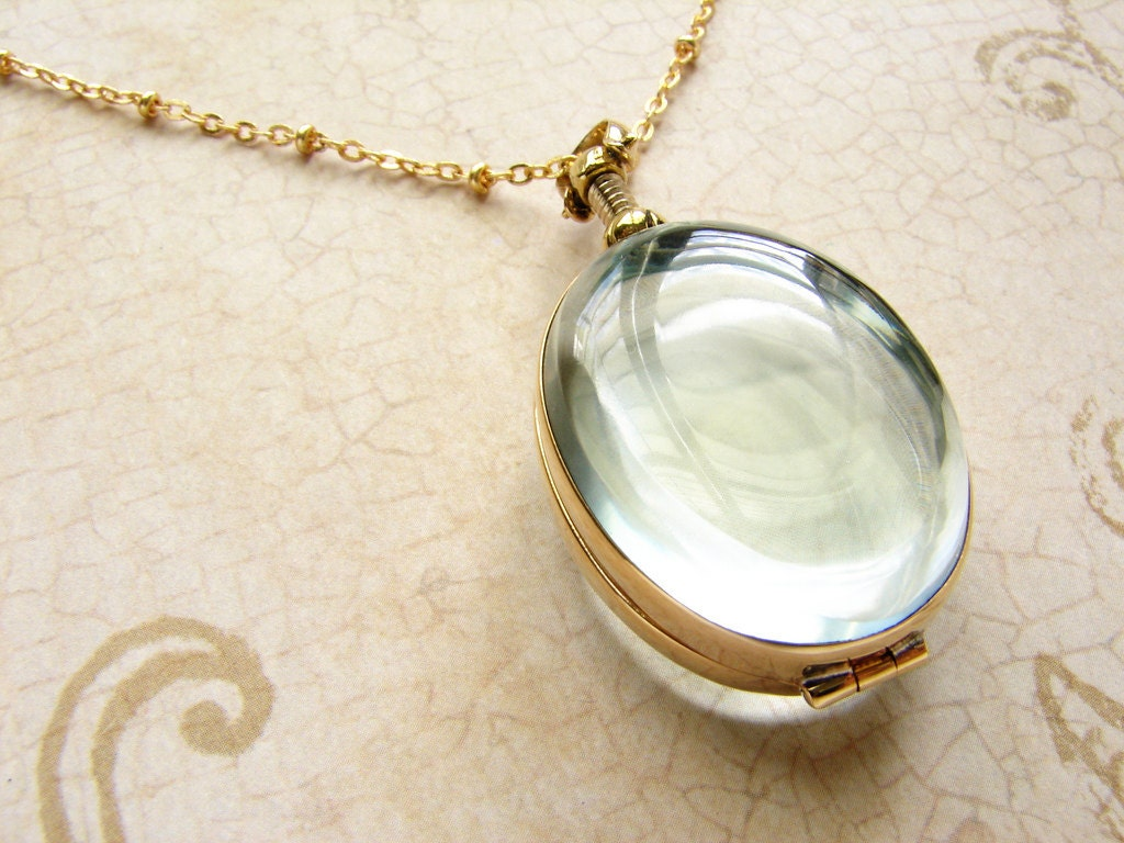 Oval beveled glass locket necklace personalized oval heirloom zoom mozeypictures