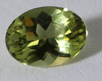 Canary Yellow Tourmaline 2.10ct