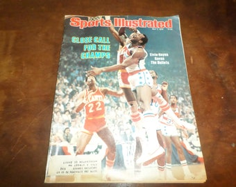 Vintage May 7, 1979 Sports Illustrated Magazine Elvin Hayes Basketball Excellent Condition