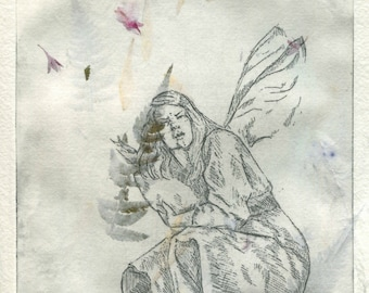Fairy with Baby