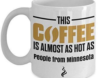 Minnesota Coffee Mug, Minnesota twins mug, Minnesota mug, Minnesota state mug, Minnesota twins gifts, Minnesota gifts