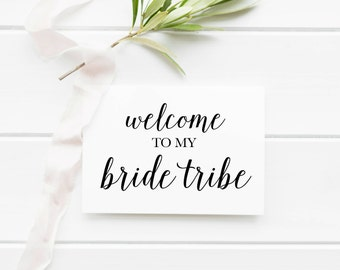 Welcome Bride