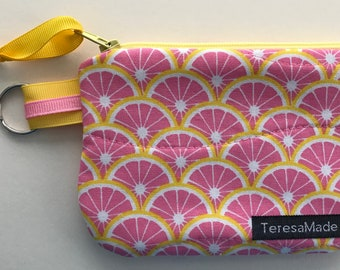 XX-Small Citrus Zip Pouch