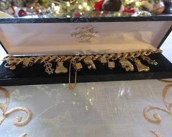 NEW YORK KIRKS Folly Charm Bracelet
