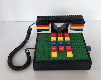 Tyco Lego style phone