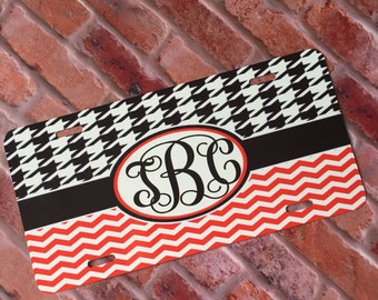 Personalized Car tag