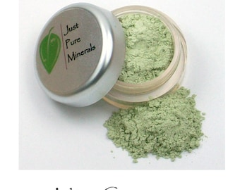 Mint Vegan Corrector - Always Cruelty Free- 6g Product in a 20g Sifter Jar