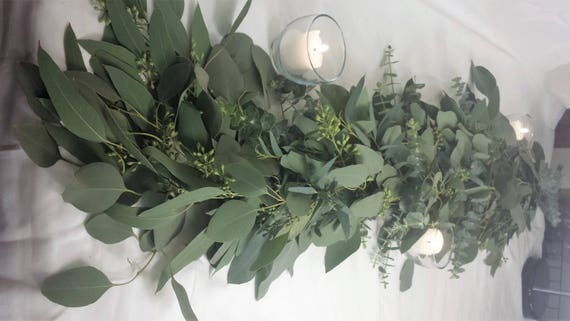 Fresh Garland Seeded Eucalyptus Gunnii