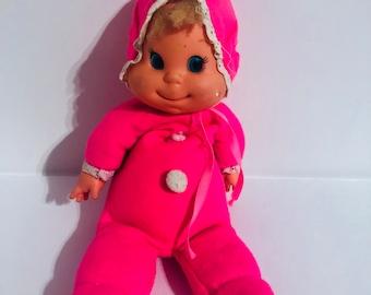 Baby Face Doll Etsy