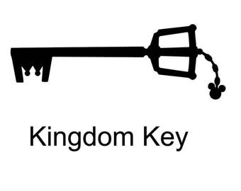 Keyblade Decal