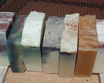 Soap of the month club - subscription soaps - monthly soap box - gifts for her - birthday gifts - handmade soap - artisan soap -