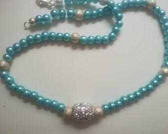Blue SkyBlue Necklace