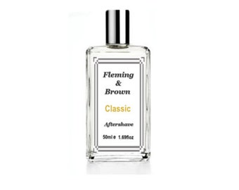 Classic Aftershave - Fleming & Brown