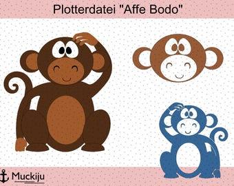 "Plotter ""Monkey Bodo"""