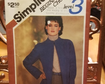 Vintage simplicity 6514 sewing pattern