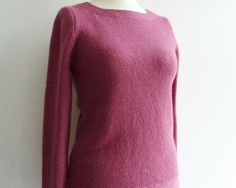 Organic pullover wool (more colors)