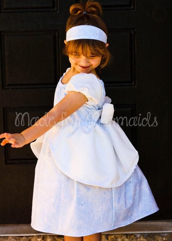Cinderella Ball Gown Dress everyday princess PDF Pattern instant ...