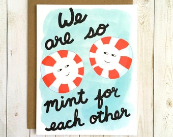 Funny Anniversary Card, Funny Love Card, Valentines Day Card, Cute Love Card, Valentines Card, Funny Romantic Card, Cute Card For Her