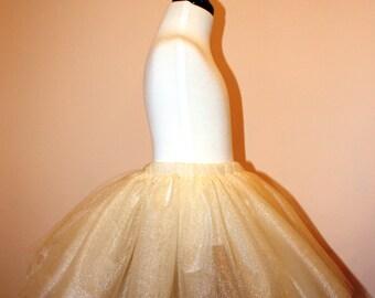 READY TO SHIP Girls Custom Sewn Ballerina Princess Tutu Many Colors Available