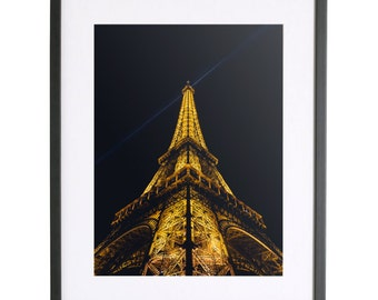 The Heights x Michael Wilson Eiffel Tower Print