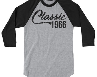 Classic 1966 shirt 52th Birthday for men Vintage 1966 Tshirt 52th Birthday Shirt Gift Ideas Vintage 1966 tshirt 52th birthday gifts Graphic