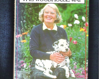 NO BAD DOGS The Woodhouse Way, Vintage 1978, 1982, by Barbara Woodhouse Vintage Dog Training Book, Hardcover with Jacket