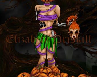 Pumpkin Possession