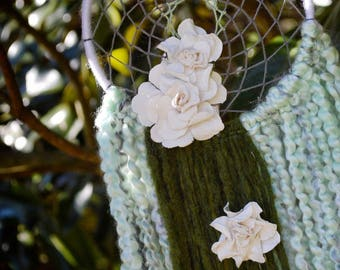 Forest Flower Dreamcatcher