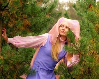 Maid Marian dress - fox Maid Marion costume - Robin Hood costume - Disney costume - Halloween dress - fox Robin Hood cosplay