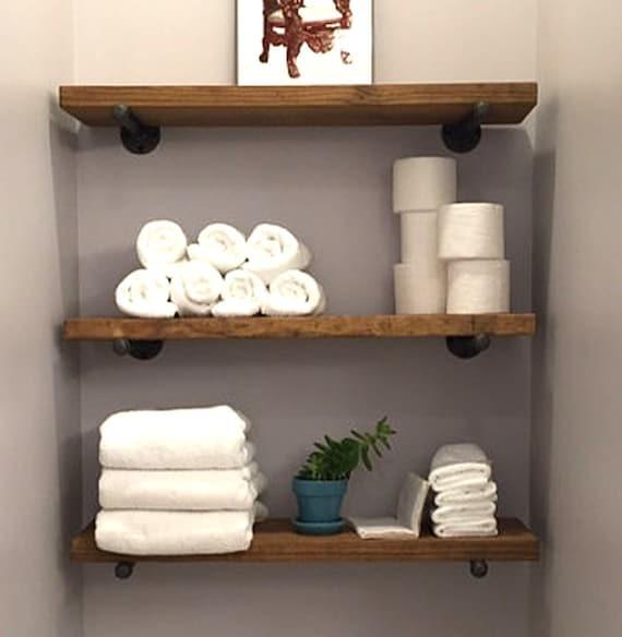 the shelf shelving shelfs mounted wall espresso shelves s floating profile