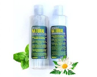 Blends Natural Shampoo & Conditioner Duo