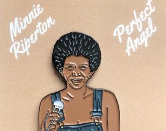 Minnie Riperton - Soft Enamel Pin