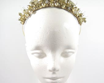 Tinsel and Sparkle Tiara - by Loschy Designs