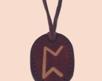 Rune Amulet Necklace - Perth