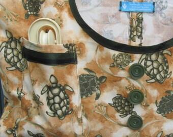 Clothespin Bags Wildlife Theme