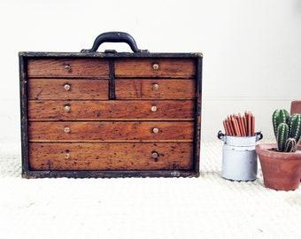 desk organizer,storage cabinet,wood tool box,desk caddy,machinist chest,drawers,jewelers bench,desk organizer,craft organizer,tool storage