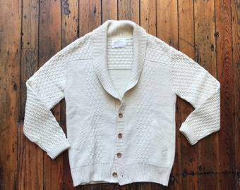 1960's Medium Cardigan Sweater by Jantzen