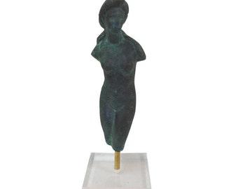 Goddess Aphrodite,Greek Goddess of Love,Bronze Sculpture, Metal Art Sculpture, Museum Quality Art, Greek Mythology