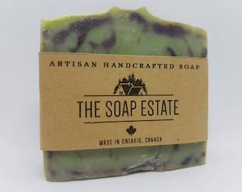 Sour Apple Soap